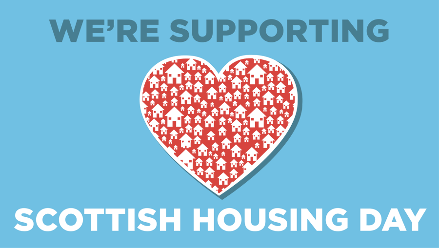Scottish Housing Day Logo